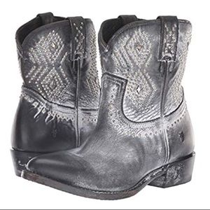 Frye Billy Stud Western Boot